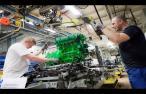 Volvo C30 Electric, montáž motoru