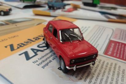 Kultovní auta ČSSR