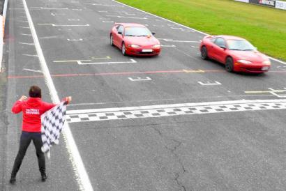 Zahájení sezony na autodromu