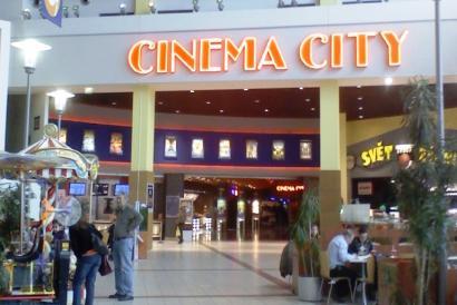 Ladies Night v Cinema City