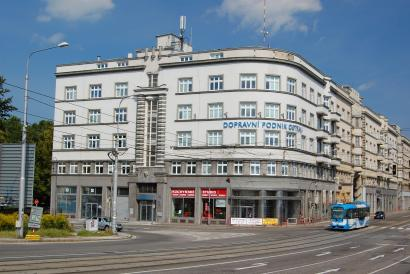 Jízdenkomaty Dopravního podniku Ostrava