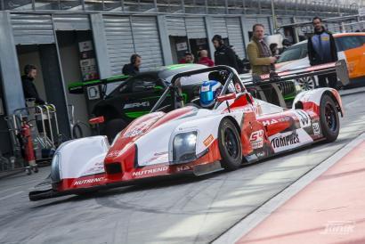 Nutrend racing - Monza