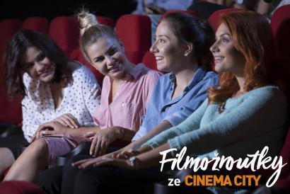 Užijte si dámskou jízdu v kině