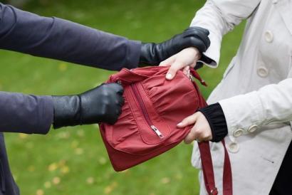 Ilustrační foto- loupež kabelky