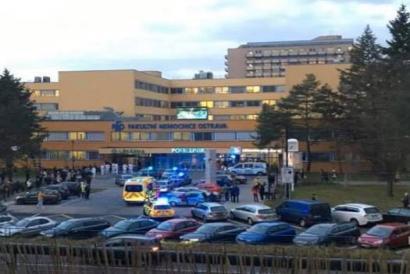 Ostrava - nemocnice