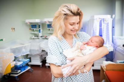 Péče o novorozence ve FNO