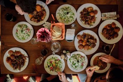 Rodiny cizinců a Čechů zasednou ke společnému obědu